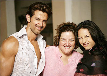 An April Fool's story a bit too late ,Hrithik and Susanne Roshan