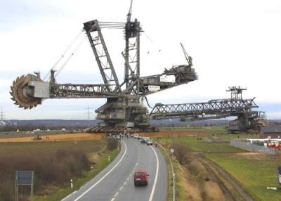 World's Largest Digging Machine