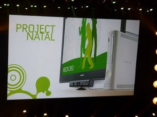 Xbox - Xbox 360 Project Natal -
