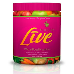 Live Whole Foods Great tasting Drink