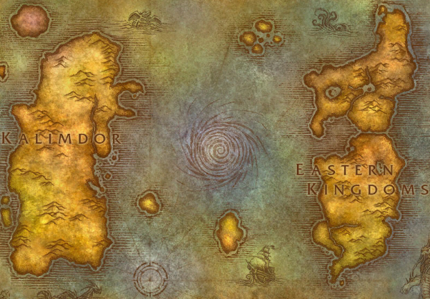 World Of Warcraft Map Cata. U World of Warcraft: Cataclysm