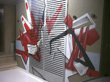 MURAL TIPO GRAFFITI