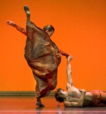 influences on nacho duato Morris or nacho duato the boundaries between styles are less strict  that  change had less of an impact on contemporary dance, which.