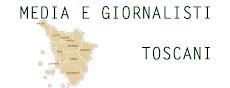 Tutti i media e i gironalisti della Toscana