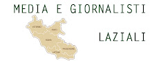 Tutti i media e i giornalisti del Lazio