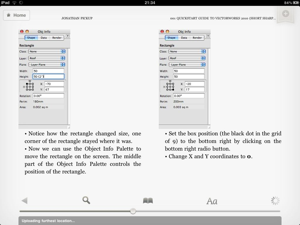 Amazon have released an upgrade to the Kindle app on the iPad to allow 2  columns. This means that when you change a kindle book to landscape, ...