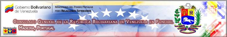 CONSULADO GENERAL DE LA REPUBLICA BOLIVARIANA DE VENEZUELA EN FUNCHAL MADEIRA, PORTUGAL