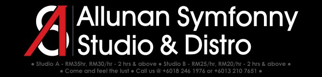 Allunan Symfonny Studio and Distro