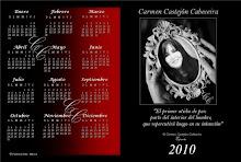 CALENDARIO 2010 DE CARMEN CASTEJÓN CABECEIRA
