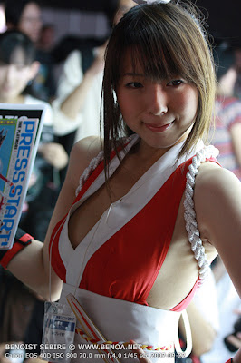 tgs2007 booth babes