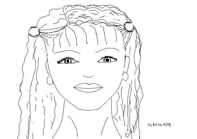 Dibujos e Imagenes - Easy coloring pages: Dibujos para pintar ...