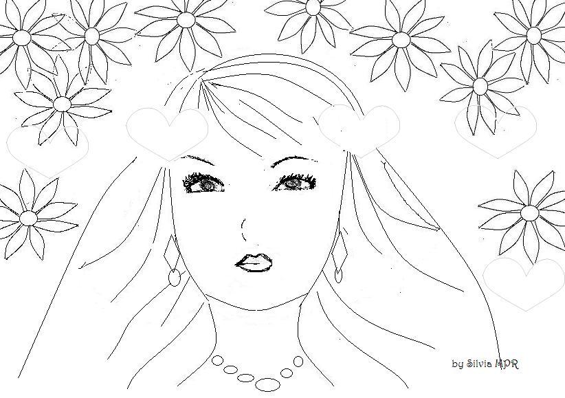 Dibujos e Imagenes -Para Colorear y Pintar Faciles: Dibujos para ...