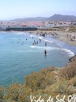 plage de abades tenerife