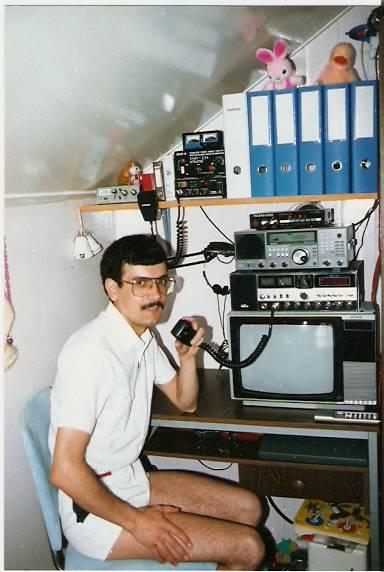 C. B. ANOS DE OURO - 1983