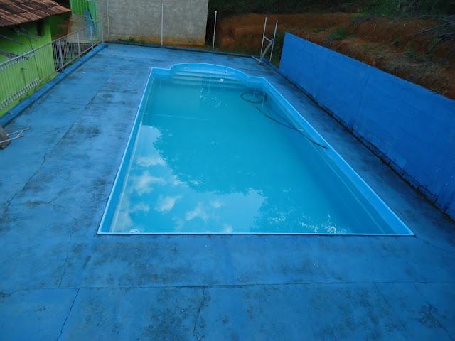 Sitio sereno piscina for Piscina 7 mil litros