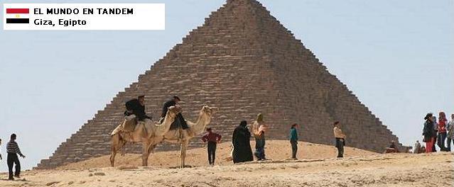 El mundo en tándem - Egipto