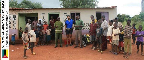 El mundo en tándem - Mozambique