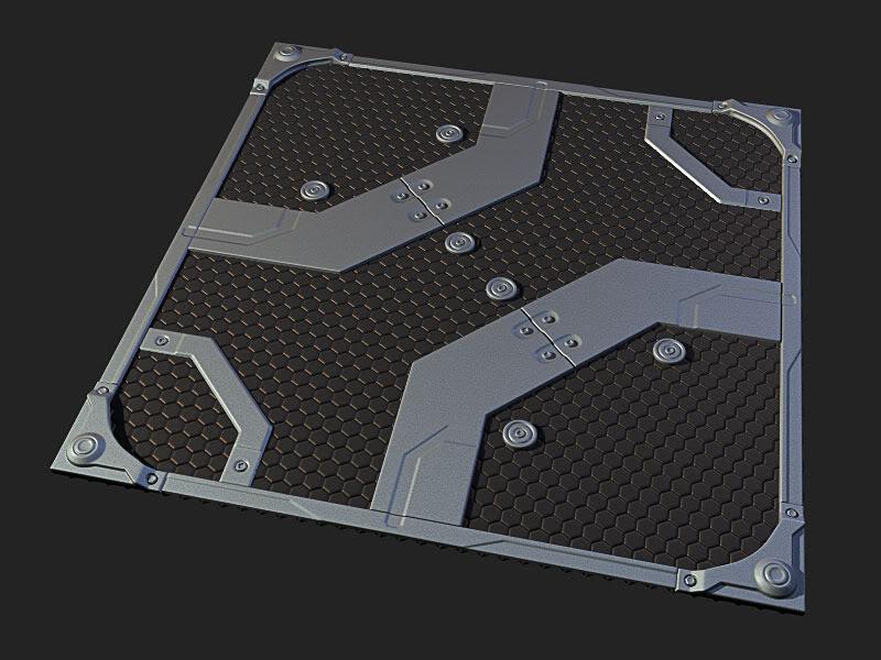 3d Floor Panels : Sci fi and floors on pinterest