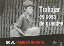 NO AL TRABAJO INFANTIL