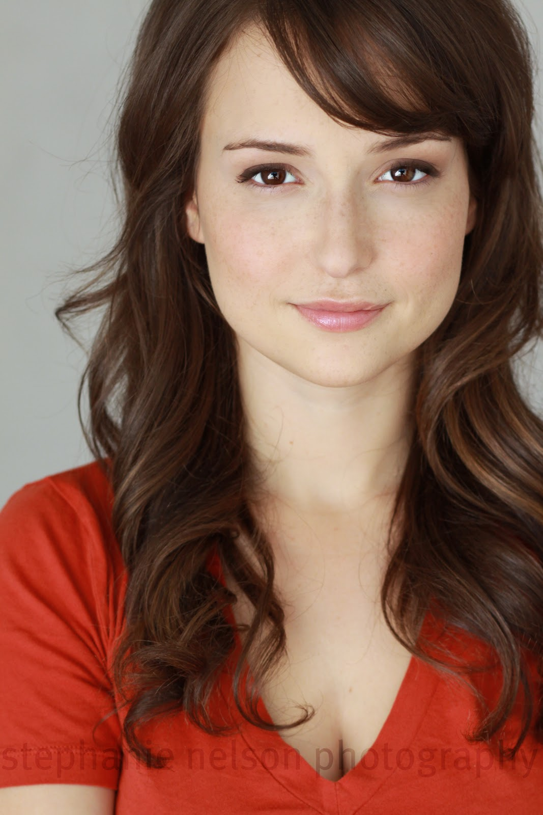 Stephanie Nelson Photography Milana Vayntrub Shots