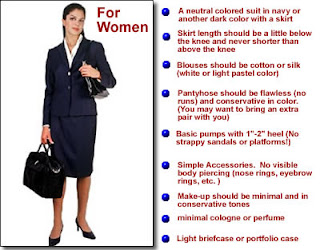 what to wear for law firm interview