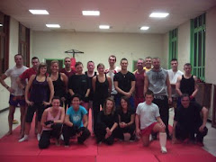le Team Origlia Aventure section BOXE