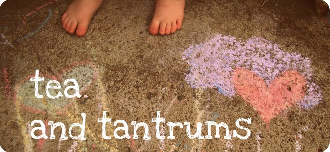 tea and tantrums