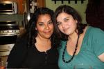 Liz y Aracely