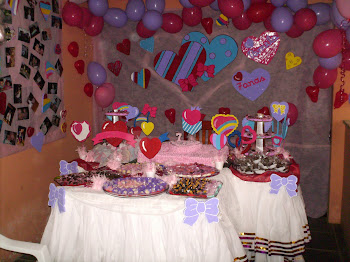 Aniversário de Pâmela 7 anos