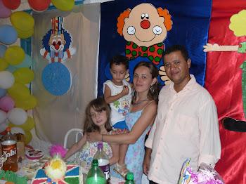 Aniversário do Bernardo 3 anos 07/02/2010