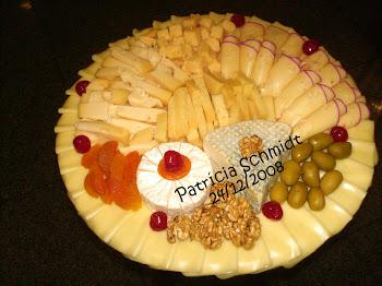 Tábua de queijos 24/12/2008