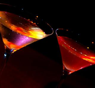 Pumpkin Martinis