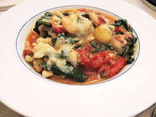 The World in My Kitchen: Skillet Gnocchi with Chard and White Beans