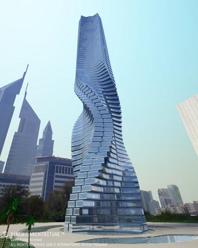 Edificio en Dubai