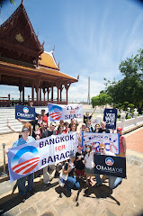 Bridges for Obama in Bangkok