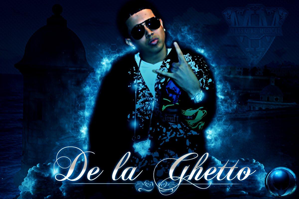 de la ghetto wallpaper 240x320 de la ghetto reggaeton
