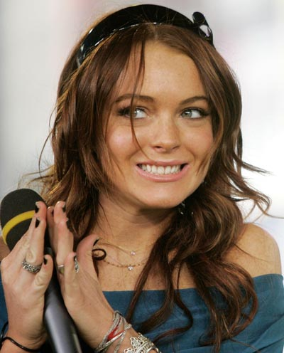 lindsay lohan wallpapers. Lindsay Lohan :: Incident at
