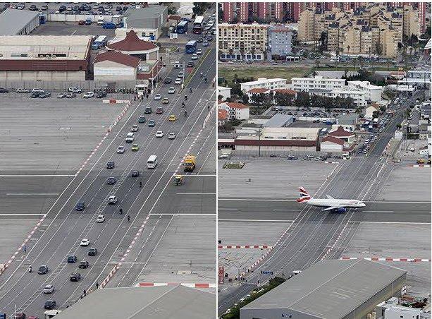 Los aeropuertos mas peligrosos y extraños del mundo