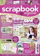 Runner Up in Scrapbooker of the Year 2010