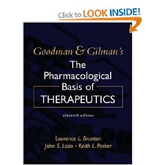 4 Download Goodman And Gilmans The Pharmacological Basis of Therapeutics 11th edition PDF , CHM
