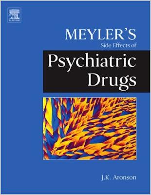 Meyler's Side Effects of Psychiatric Drugs SIDE+EFFECTS+OF+PSYCIATRIC+DRUGS