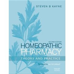 Homeopathic Pharmacy: Theory and Practice HOMEOPATHIC+PHARMACY