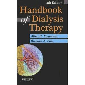 todo sobre dialisis Handbook+of+Dialysis+Therapy