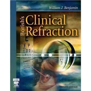 Borish's Clinical Refraction (Benjamin, Borish's Clinical Refraction) CLINICAL