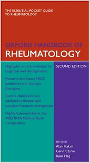 Oxford Handbook of Rheumatology (Oxford Handbooks Series) RHEUMATOLOGY