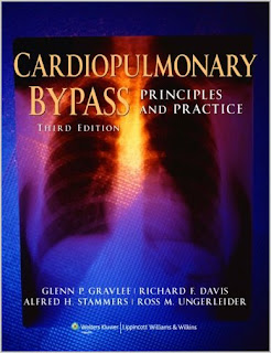 cardiopulmonary bypass Gravlee's text Princible and Practice BYPASS+SURGERY