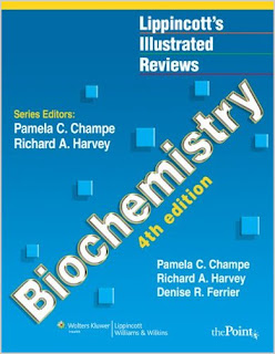 Lippincott's Illustrated Reviews: Biochemistry, Fourth Edition (Lippincott's Illustrated Reviews Series)  BIOCHEMISTRY+BOOK