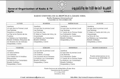Radio Damasco