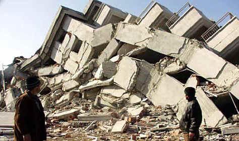 Las peores catastrofes del mundo