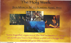 Holy Week 2010